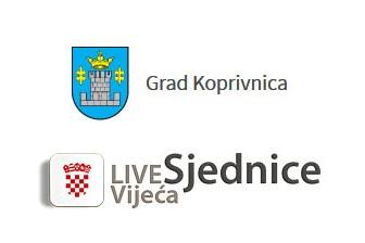 Grad Koprivnica, Sjednica Gradskog vijeća