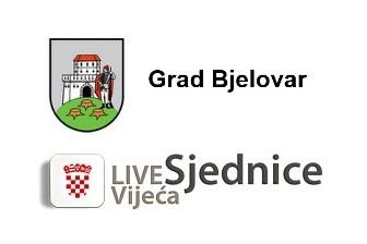 Grad Bjelovar, Sjednica Gradskog vijeća